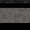 2x1 stone wall